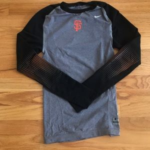 Nike San Francisco Giants Dri-Fit long sleeve